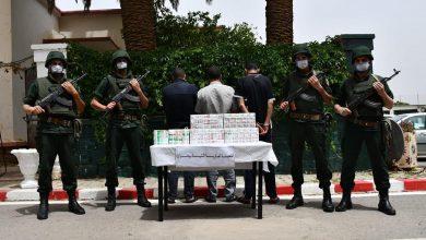 صورة الجيش يحبط محاولة إغراق الجزائر بكميات ضخمة من المخدرات قادمة من المغرب