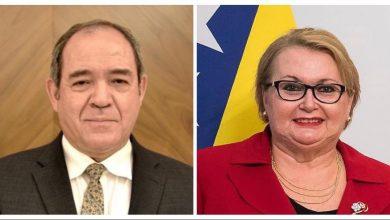 صورة إفتتاح سفارة جمهورية البوسنة والهرسك بالجزائر قريبًا