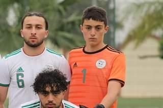 صورة هـاوي يزاحم مبولحي في كتيبة بلماضي