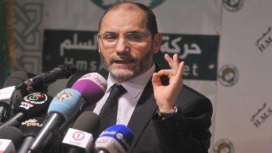 صورة مقـري يحـذر من تزوير الإنتخابات