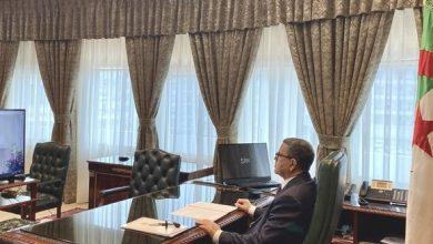 صورة إجتماع الحكومة يدرس 6 مشاريع مراسيم تنفيذية
