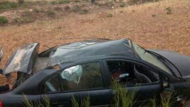 صورة تبسة: وفاة شخص وإصابة 6 آخرين في حادثي مرور منفصلين