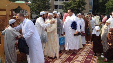 صورة الخميـس أول أيام عيد الفطر المبارك في الجزائـر