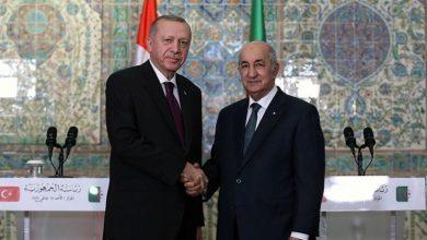 صورة هذا ما بحثه الرئيس تبـون مع نظيره التركي خلال المكالمة الهاتفية