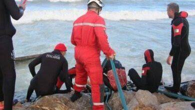 صورة تيبازة: العثور على البحارة المفقودين