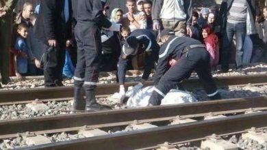 صورة البليدة: وفاة إمرأة بعد دهسها بالقطار بمحطة موزاية