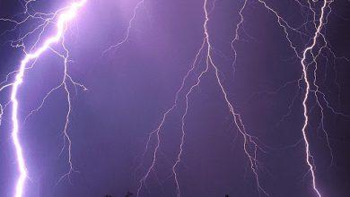 صورة الأرصاد الجوية تحـذر من أمطار رعدية في 19 ولاية