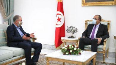 """صورة تونس: إتحاد الشغل للمشيشي """"النار أصبحت في الدار فإمّا الخلاص جميعاً أو الهلاك جميعاً"""""""
