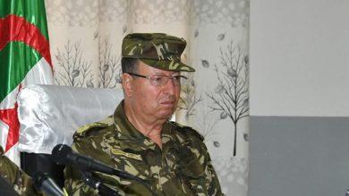 صورة البراءة للواء سعيد باي من تهمة إهدار الأسلحة