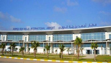 صورة مطار وهران يهيئ عيادة لمراقبة حالات كورونا