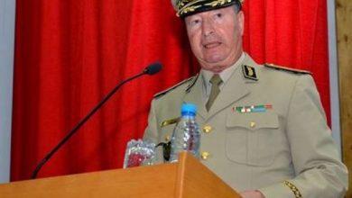 صورة إدانة الجنرال سعيد باي بـ 15 سنة سجن نافذ