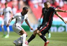 صورة هدف سترلينغ ضد كرواتيا يكسر عقدة الإنجليز في إفتتاحيات اليورو