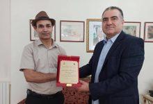 صورة سفير لبنان بالجزائر يكـرم فنانين جزائريين