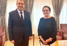 صورة جراد يتضامن مع الفنانة بهية راشدي