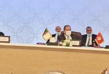 صورة بوقدوم يشدد على ضرورة الإسراع في إصلاح الجامعة العربية