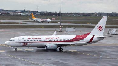 صورة الجوية الجزائرية تشرع في بيع التذاكر الخاصة بخط الجزائر – روما