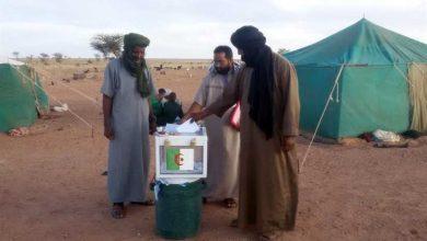 صورة سلطة الإنتخابات تحدد موعد الإقتراع للبدو الرحل