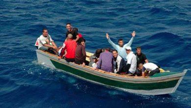 """صورة وصول 44 """"حراق"""" جزائري إلى جزر """"البليار"""" الإسبانية"""