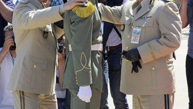 صورة الجيش يستحدث رتبة جديدة على سلم التدرج