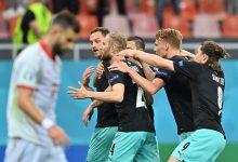 صورة النمسا تحقق فوزًا ثمينًا على مقدونيا الشمالية