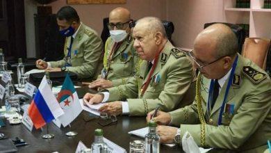 صورة شنقريحة: نأمل أن يصل التعاون بين الجزائر وروسيا إلى درجة الإمتياز