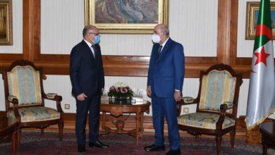 صورة زيتوني يكشف مخرجات لقاءه مع الرئيس تبـون