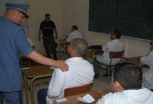 """صورة تيـارت: المدير العام لإدارة السجون يشرف على إنطلاق إمتحان """"البيام"""""""