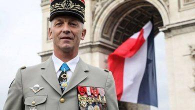 صورة فرنسا: إستقالة رئيس أركان القوات المسلحة