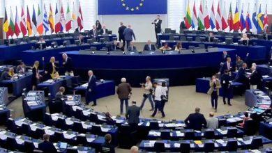 صورة البرلمان الأوروبي يدين إستغلال المغرب للقصر في أزمة المهاجرين