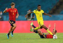 صورة إسبانيا تفتتح مشوارها بتعادل سلبي أمام السويـد