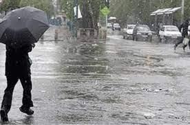 صورة الأرصاد الجوية تحذر من أمطار رعدية تجتاح عدة ولايات