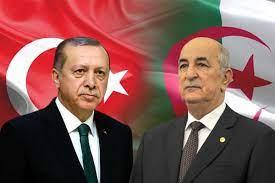 صورة الرئيس تبون يصادق على تفعيل إتفاقية ملاحة بحرية مع تركيا