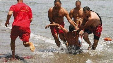 صورة وفاة 5 شباب غرقا بشواطئ سكيكدة و جيجل