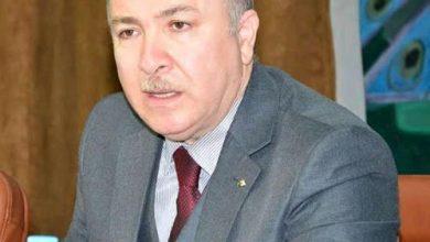 صورة رئيس الوزراء الايطالي يهنئ أيمن بن عبد الرحمان بمنصبه كوزير اول
