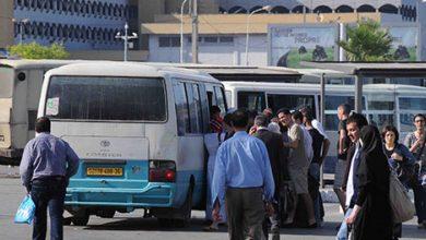 صورة وزارة النقل ..تعليمات صارمة من أجل إحترام التدابير الوقائية