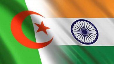 صورة وزير الدولة للشؤون الخارجية الهندي يزور الجزائر ل3 ايام